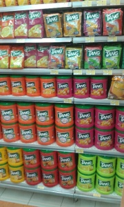 Beautiful Tang display.