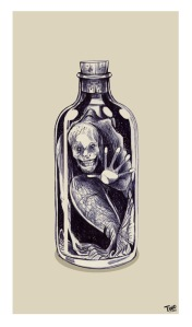 old_mermaid_in_a_bottle_by_tmoegee-d3ift1p