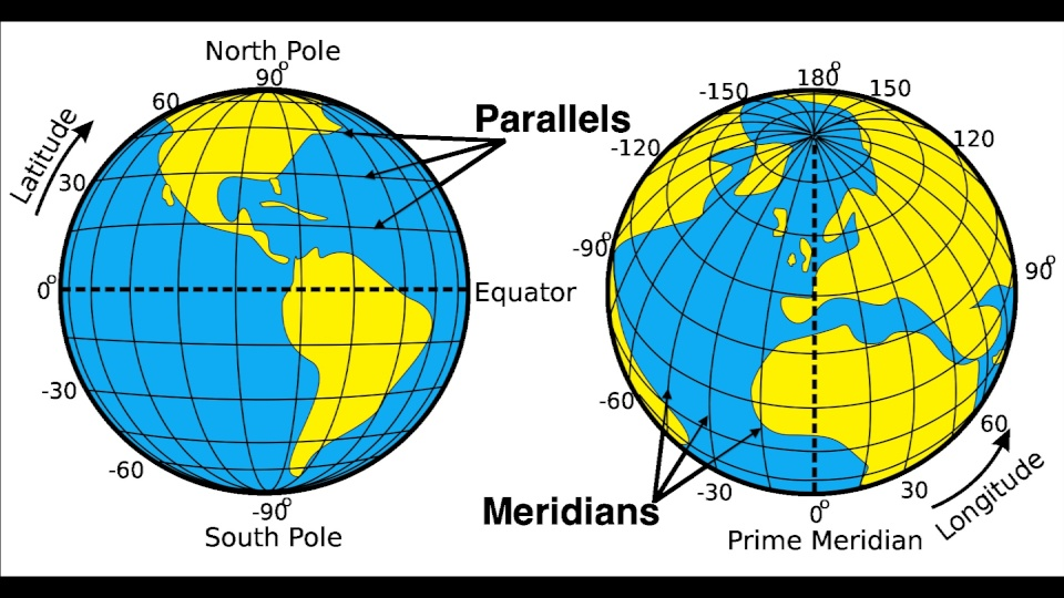 Parallels-and-Meridians