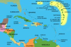 map-of-the-caribbean
